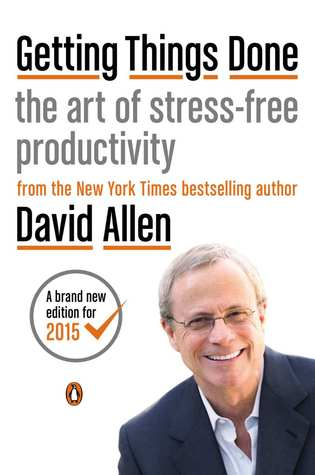 Book cover David Allen - Getting Things Done