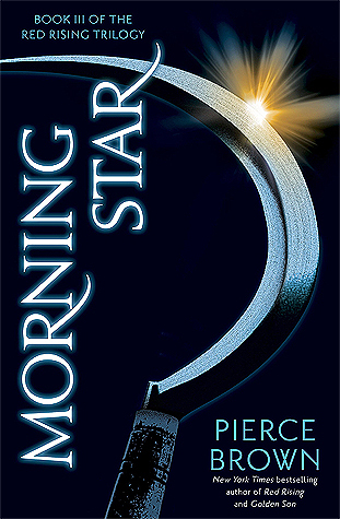 Book cover Pierce Brown - Morning Star